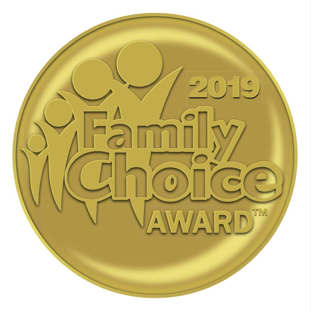 """Thank You, Mister Rogers"" received the 2019 Family Choice Award"